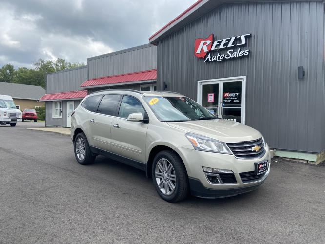 2014 Chevrolet Traverse Gold