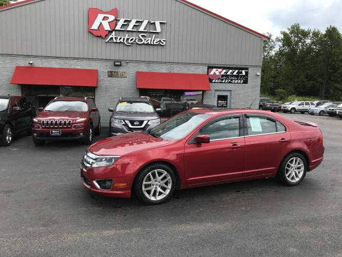 2011 Ford Fusion V6 SEL AWD