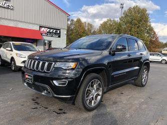 2018 Jeep Grand Cherokee Limited Sterling Edition 4WD