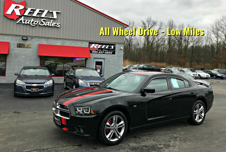2014 Dodge Charger SE AWD