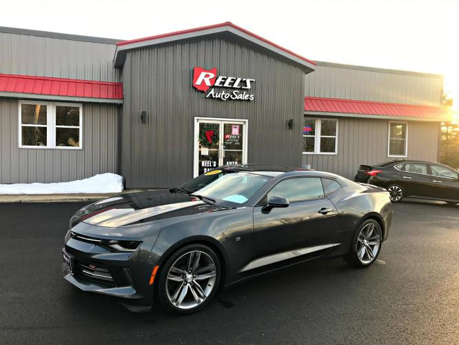 2016 Chevrolet Camaro 1LT RS