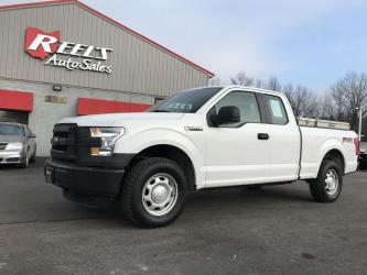 2015 Ford F-150 SuperCab 6.5-ft. Bed 4WD