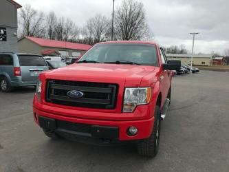 2013 Ford F-150 FX4 SuperCab 6.5-ft. Bed 4WD
