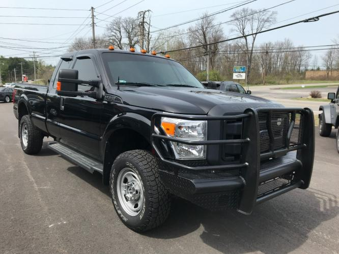 2016 Ford F-350 SD Lariat SuperCab Long Bed 4WD