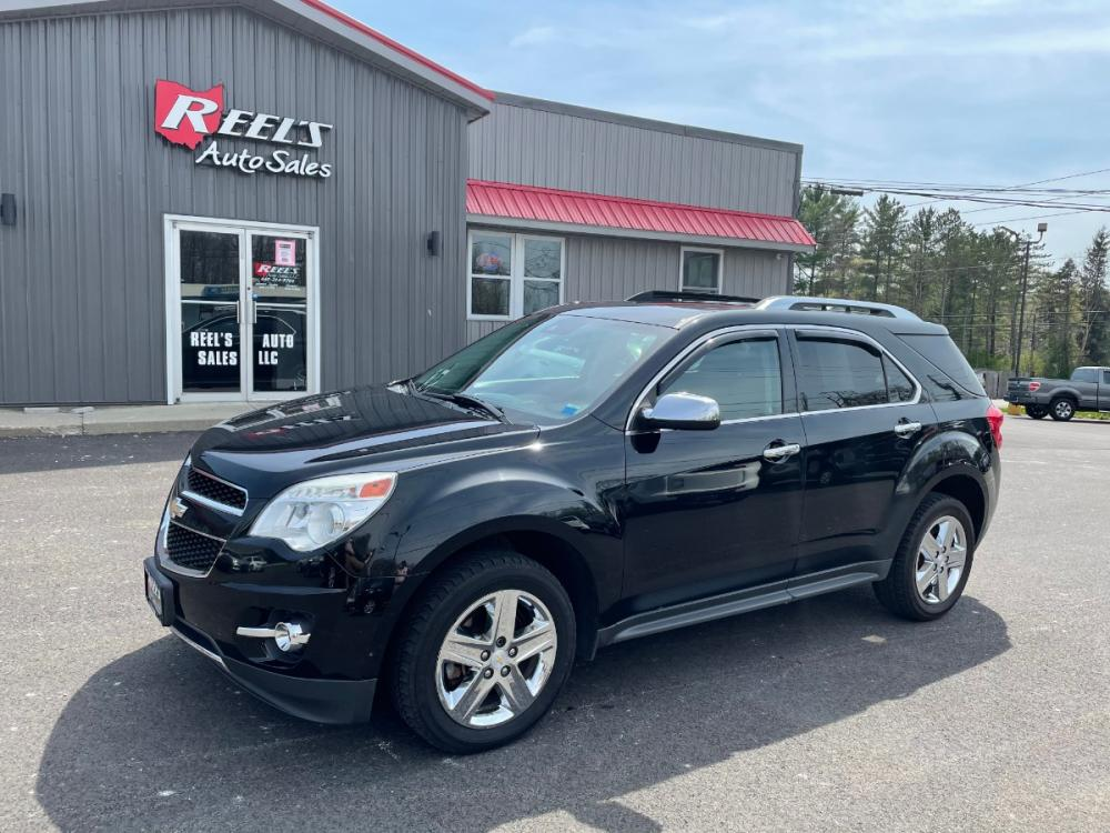 2015 /Gray Chevrolet Equinox LTZ AWD (2GNFLHE3XF6) with an 3.6L V6 DOHC 24V engine, 6-Speed Automatic transmission, located at 11115 Chardon Rd. , Chardon, OH, 44024, (440) 214-9705, 41.580246, -81.241943 - Photo #0